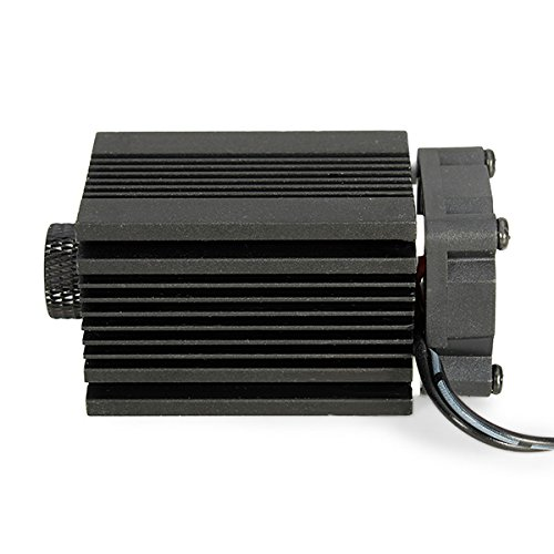 445nm 1600mW Blue Laser Module With Heatsink For DIY Laser Engraver Machine by LEEPRA