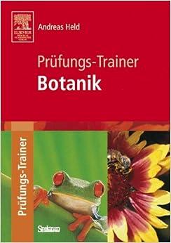 Book Prüfungs-Trainer Biologie der Pflanzen.