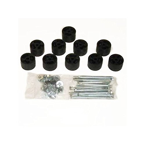 - Daystar PA732 2 inches Body Lift | 78-86 Ford Bronco 4Wd