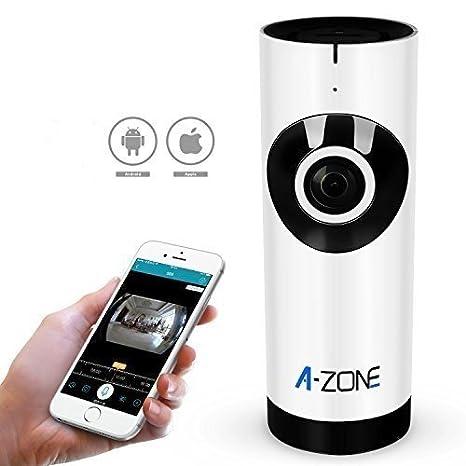 A-ZONE cámara ip wifi Cámara inalámbrica 720P Juego y Plug Mini vigilancia de seguridad Monitor de bebé cámaras de seguridad wireless: Amazon.es: Bricolaje ...