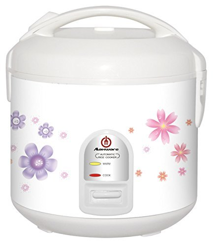 Maxware ETL Certified 5 Cups Deluxe Rice Cooker with Non-stick Inter Pot and Rice Paddle,direct Heat