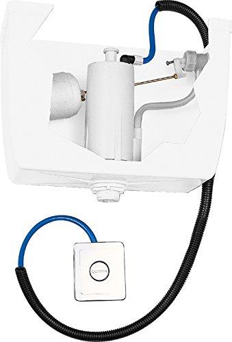 Fominaya DC52 - Descargador hidroneumático + pulsador + juntas + tubos + grifo lateral 0153004101