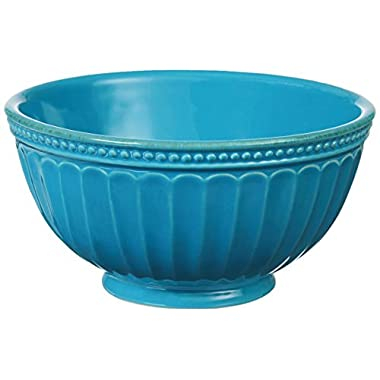 Lenox French Perle Everything Bowl, Peacock