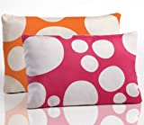 Nook Two-Sided Toddler Pillow (Blossom & Poppy)