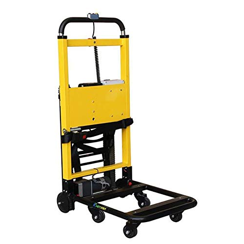 Leafshop Electric Folding Stair Climbing Hand Truck Cart Dolly 440lbs Max Load