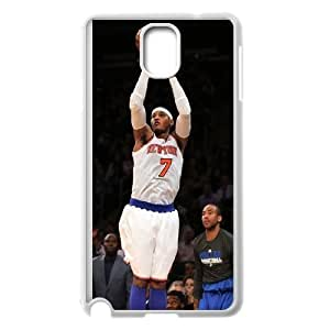 Custom High Quality WUCHAOGUI Phone case Carmelo anthony - New York Nicks Protective Case For Samsung Galaxy NOTE4 Case Cover - Case-10