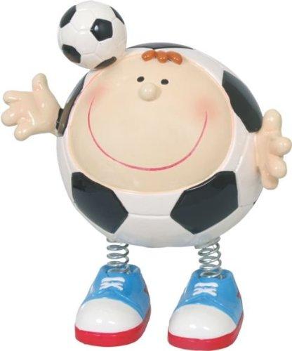 Dakota - Hucha con forma de balón de fútbol: Amazon.es: Hogar