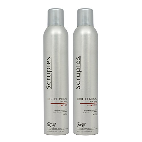 (Scruples High Definition Shaping Spray, 10.6 Fluid oz (Pack of 2))