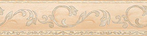 A.S. Création selbstklebende Bordüre Only Borders 9 Borte beige creme metallic 895813
