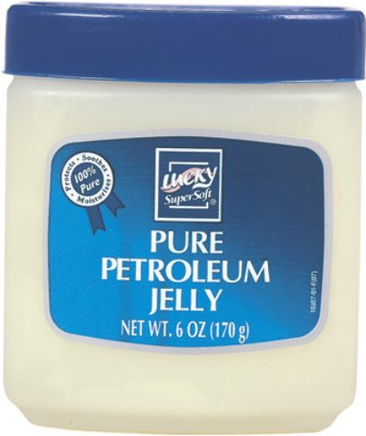 Lucky Petroleum Jelly (Lucky Petroleum Jelly 6 ounce 12 pcs sku# 1851077MA)