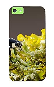 New Super Strong Ladybug Tpu Case Cover Series For Iphone 5c
