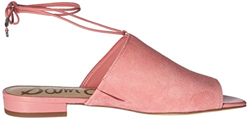 Sam Edelman Tai Wildleder Sandale Sugar Pink