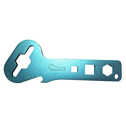 - Odyssey AMWSKBLU Monkey Wrench Show Solutions Accessory Tool, Sky Blue