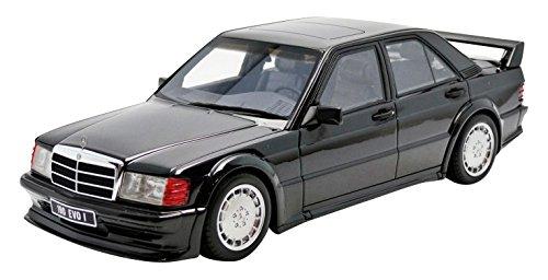 otto 1/18 メルセデスベンツ 190E 2.5-16 EVO 1 (ブラック) 1989 B01A8ZATCK