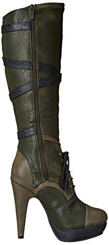 Ellie pour femmes 426 Shoes Botte combat vert de qtAznwgZ