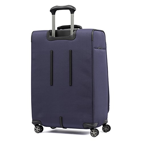 Travelpro Skypro Lite 25'' Expandable 8-Wheel Luggage Spinner (Navy) by Travelpro (Image #2)