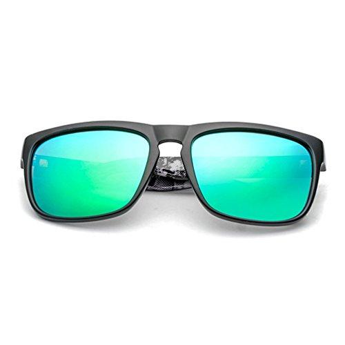 Gafas Polarized Vintage Sol A Sunglasses B LUHUIYUAN Luhuiyuancolorful De De Conducción tSBqnPf