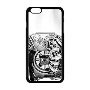 Happy NFL Man Fahionable And Popular Back Case Cover For Iphone 6 Plus