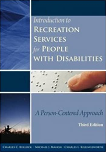 ??EXCLUSIVE?? Introduction To Recreation Services For People With Disabilities. about State Check forma provide Preco