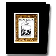 Monuments de l'Egypte: L'Edition impériale de 1809, 2 volumes