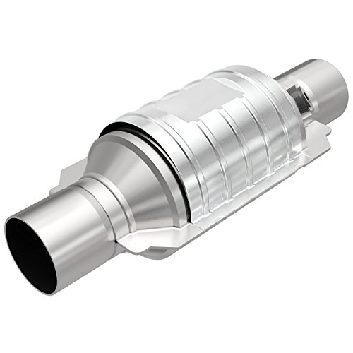 Crv Catalytic Converter - MagnaFlow 99234HM Universal Catalytic Converter (Non CARB Compliant)