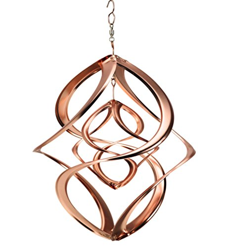 Spinner Copper (Wind & Weather Double-Spin Wind Spiral)