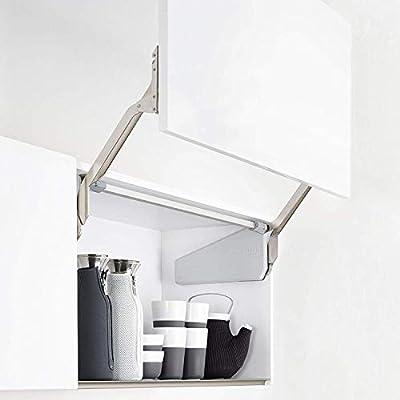 SO-TECH® FREEslide R3us Herraje para puertas elevables elevador para armarios de 430-600 mm/peso de puerta 5,0-9,7 Kg: Amazon.es: Bricolaje y herramientas