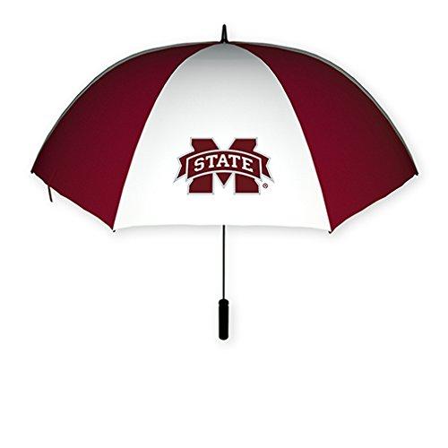 Seven Sons Rainmate Rainwear NCAA Mississippi State Bulldogs 60-Inch Golf Umbrella