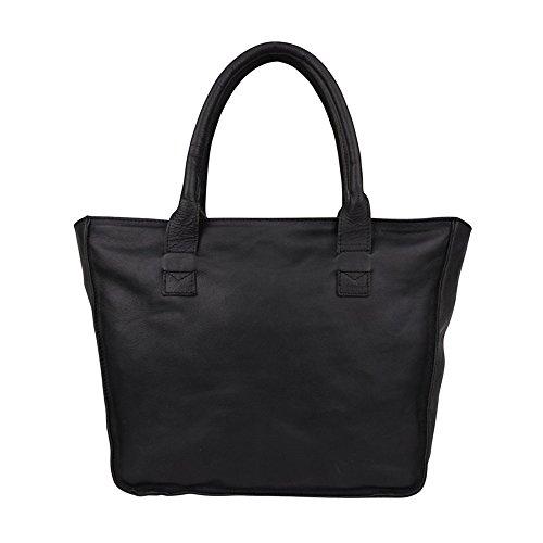 Cowboysbag Bag Nelson - Bolsa Mujer Negro (Black 000100 - Black)