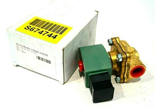 New ASCO SC8210G094 Solenoid Valve 110/120 50/60