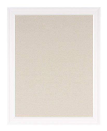 - DesignOvation Bosc Pinboard, 23.5x29.5, White