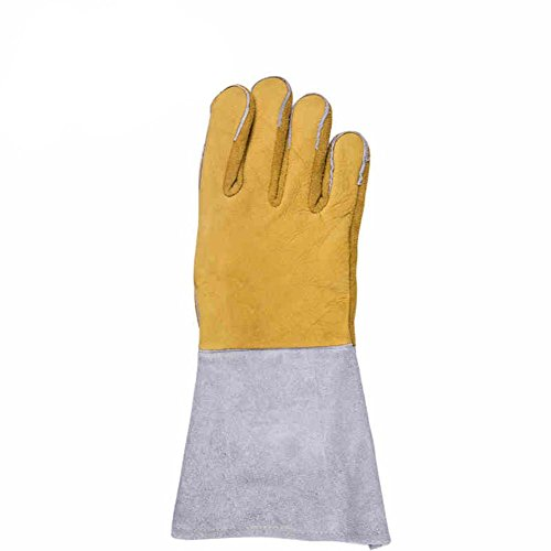 Multifunctional welders welding gloves fire wire wear - resistant flame - retardant breathable anti - cutting gloves security supplies by LIXIANG (Image #2)