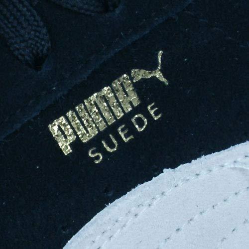Nero Uomo Suede Bianco Sneaker Classic Puma qIUCw