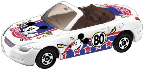 1/61 トヨタ ソアラ ミッキーマウス #80(ホワイト×ブルー) 「ディズニー トミカコレクション D-39」
