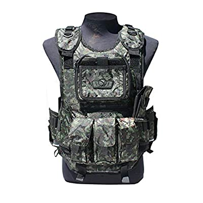 GXG Deluxe Tactical Paintball Vests