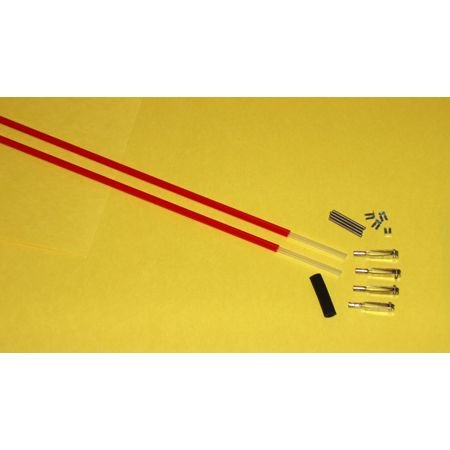 "Sullivan Products Gold-N-Rod Flex,2mm,Nylon,36"", SUL573"