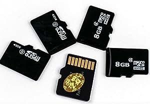 ARBUYSHOP 2016 de alta velocidad Clase 10 32g 64g Mini tarjeta de memoria micro de la tarjeta SD HC TF + adaptador BT2 regalo libre