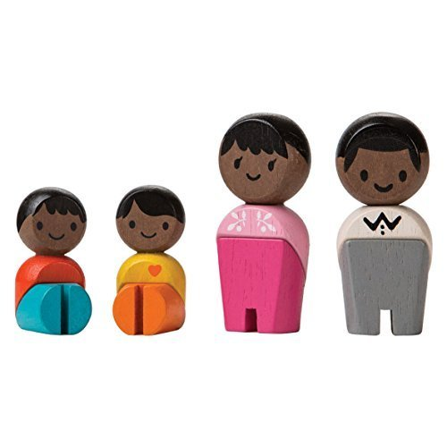 PlanToys - FAMILY (AFRO-AMERICAN)