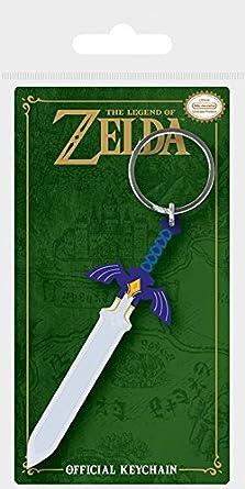 Key chain The Legend of Zelda - Llavero de Goma Sword