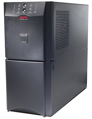 APC Smart-UPS 2200VA 1980W 120V Battery Backup Power Supply