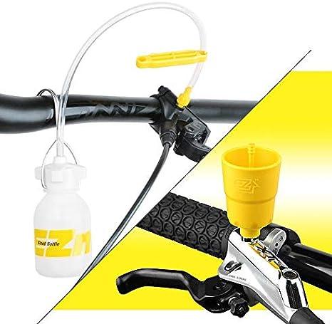 per moto Tubo dell/'olio dei freni compatibile con la maggior parte delle Har-ley Hon-da Yama-ha Kawa-saki Su-zuki Chop-per bici