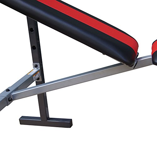 Innova fitness wbx200 standard weight bench barbell academy Academy weight bench