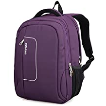 Bolang 18 Inch Laptop Backpacks for School Students for 16 Inch Latop 9049 (purple)