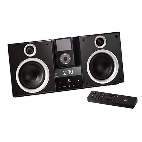 Logitech AudioStation iPod Speaker System