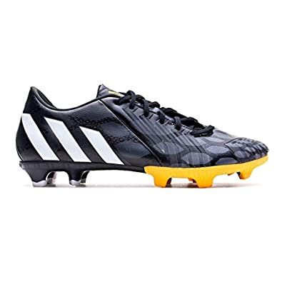 adidas Predator Absolion Instinct LZ FG Football Boots Black White Gold - size  9.5 41d58bde1bf1