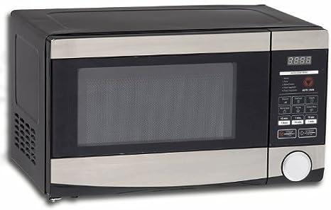 Amazon.com: Avanti AVAMO7103SST Touch Microwave Ovens, Cooking ...