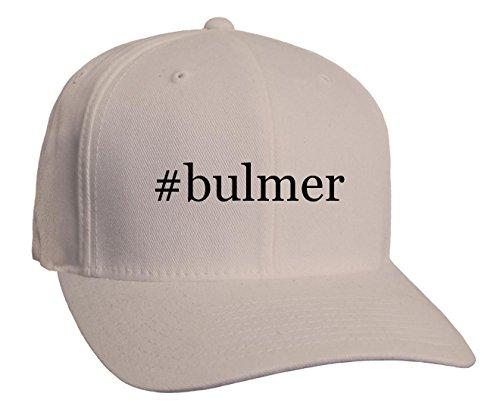 bulmer-hashtag-adult-baseball-hat-silver-small-medium