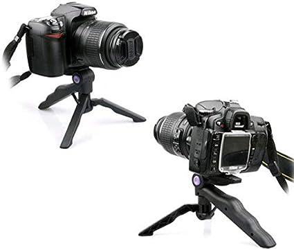حامل ثلاثي بحجم صغير للكاميرات الرقمية /كانون/سوني/نيكون/كوداك/سامسونج