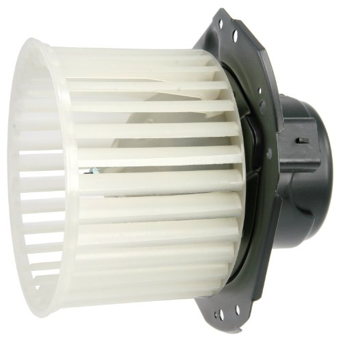 Gmc Safari Heater - Four Seasons/Trumark 35344 Blower Motor with Wheel
