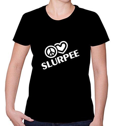 peace-love-slurpee-womens-short-sleeve-t-shirt